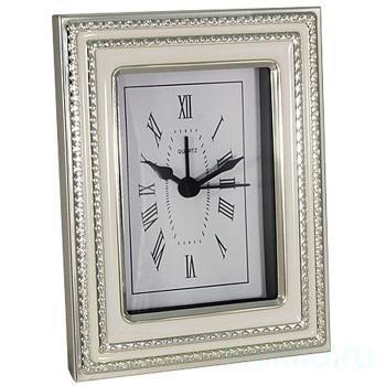 """Часы-будильник """"WHITE CHAIN"""""""
