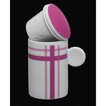 чашка для заваривания SCUDO RED
