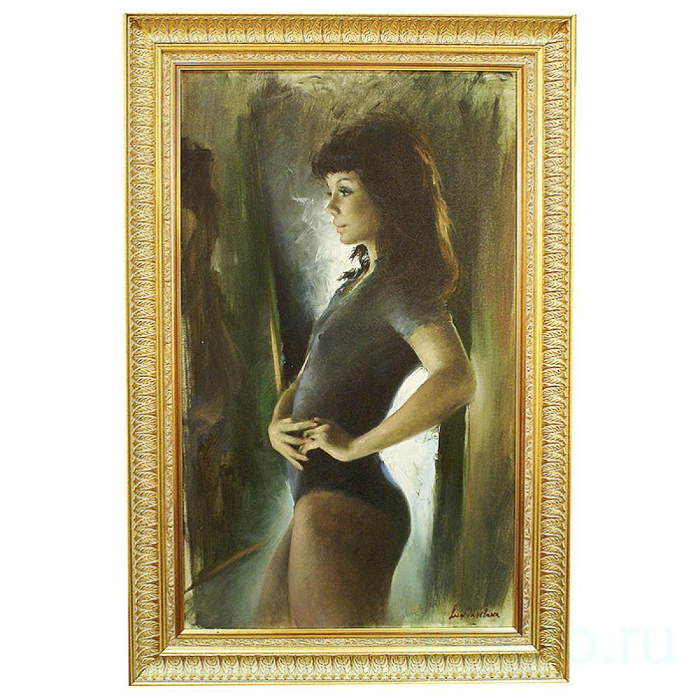 Картина, автор - L. Da Velasca 60х100