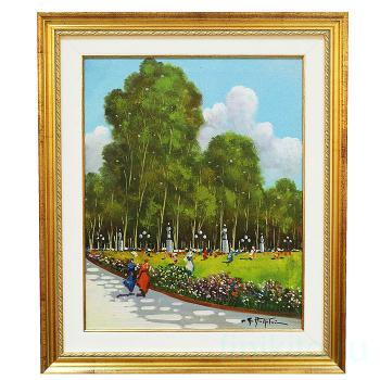 Картина, автор - Amalfitani
