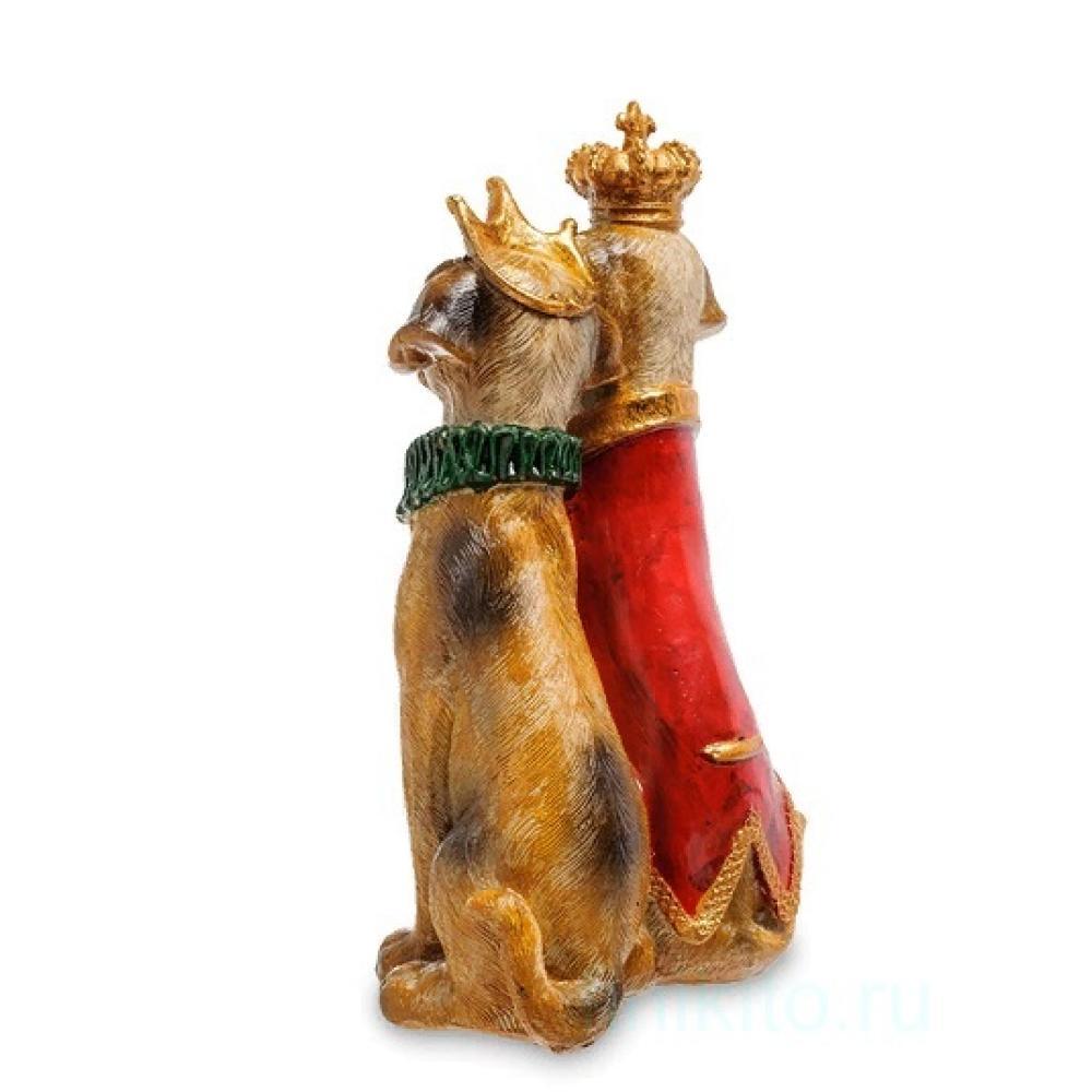 """Статуэтка """"Собаки Наполеон и Жозефина"""" 904476 Noble Style"""