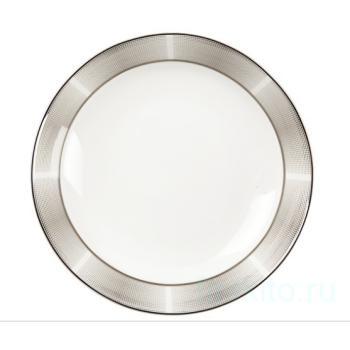"Набор тарелок суповых ""Серебро"""