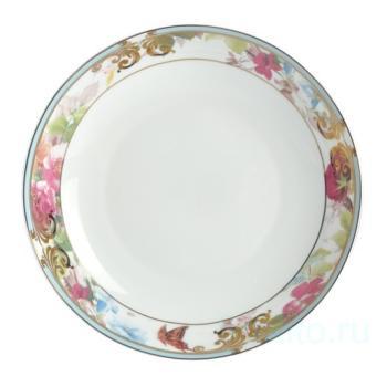 "Набор тарелок суповых ""Цветущий сад"""