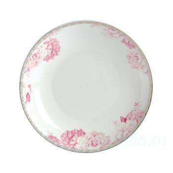 "Набор тарелок суповых ""Пион"""