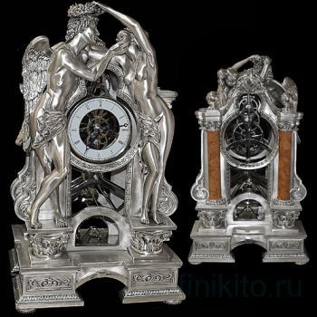 """Часы """"Эрос и Психея"""""""