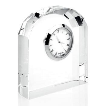 """Часы - стекло """"Полукруг-мини"""""""