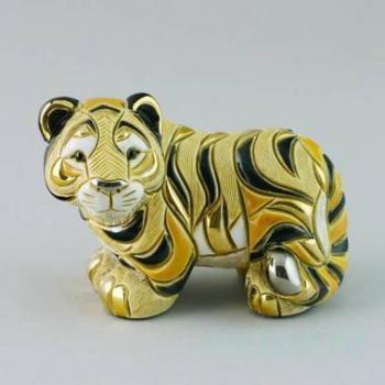 Керамическая статуэтка Сибирский тигр