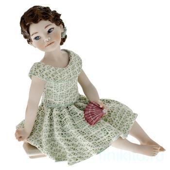 "Фарфоровая кукла ""Amelia"""
