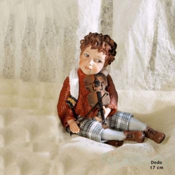 "Фарфоровая кукла ""Dodo"""