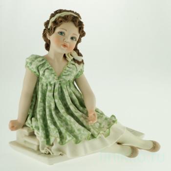 "Фарфоровая кукла ""Federica"""