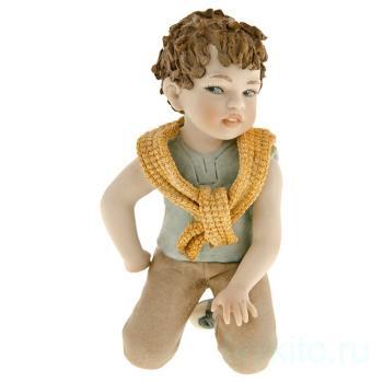 "Фарфоровая кукла ""Julien"""