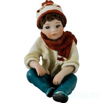 "Фарфоровая кукла ""Luca"""