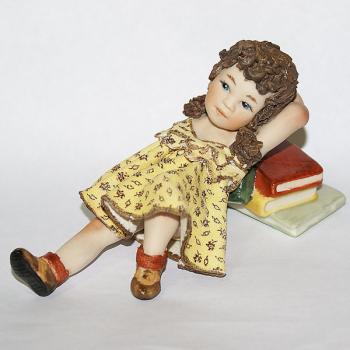 "Фарфоровая кукла ""Pippi"""