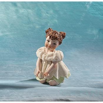 """Фарфоровая кукла """"Violetta"""""""