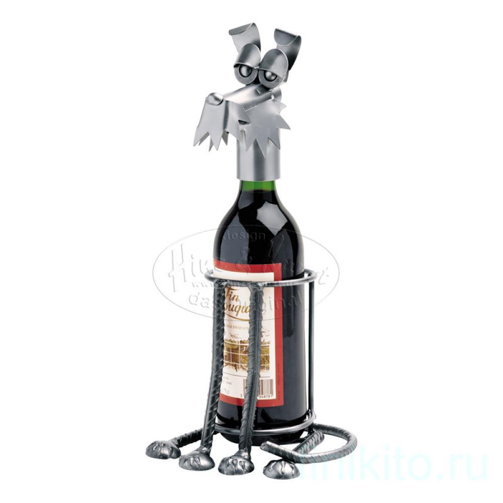 "HINZ-KUNST СТАТУЭТКА ""Украшение для бутылки ""СОБАКА"""" АРТИКУЛ 6160"