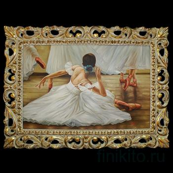 """Картина """"Балерина-лебедь"""""""