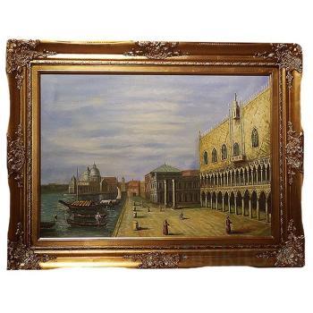 """Картина """"Набережная Венеции"""""""