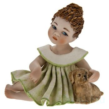 """Фарфоровая статуэтка """"Lucy"""""""
