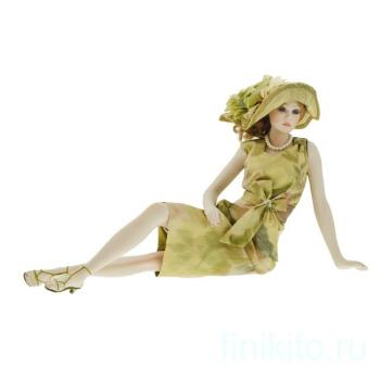 Кукла фарфоровая Marcella