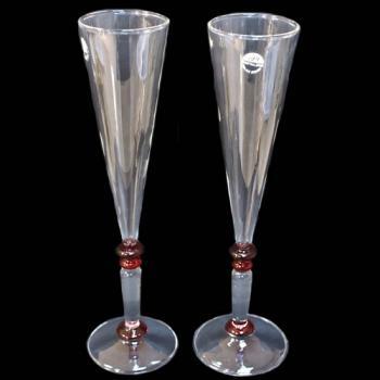 Набор 2 бокала для шампанского Ivat