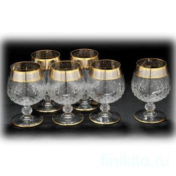 Набор бокалов для коньяка