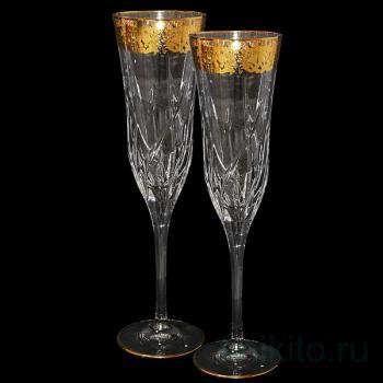 """Набор бокалов для шампанского """"Zara"""""""