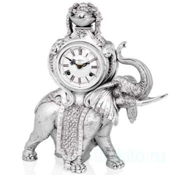 """Настольные часы со """"Слоном"""""""