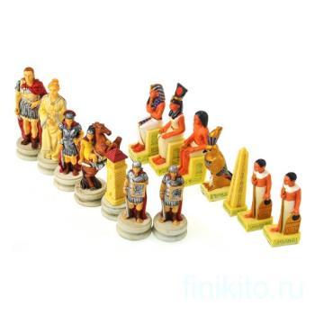 """Шахматные фигуры """"Древний Египет"""""""