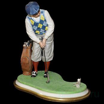 """Статуэтка """"Игрок в гольф"""""""