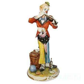 "Статуэтка ""Клоун со скрипкой"""