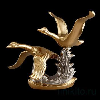"""Статуэтка """"Летающие гуси"""""""