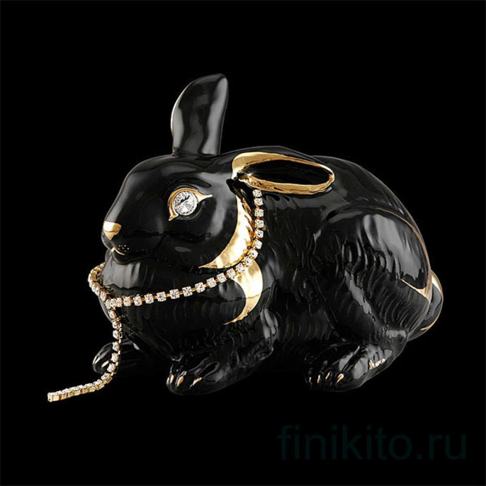 """Статуэтка """"Лежащий кролик"""""""