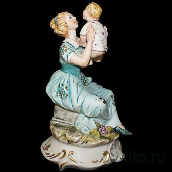 """Статуэтка """"Мама с ребенком"""""""