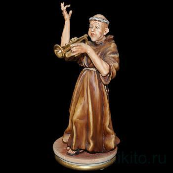 "Статуэтка ""Монах с трубой"""