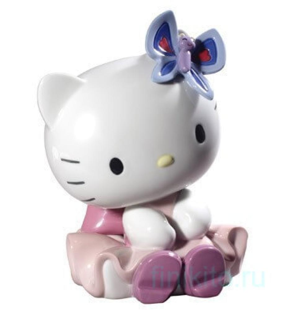 "Статуэтка NAO ""Готова для праздника Hello Kitty"""