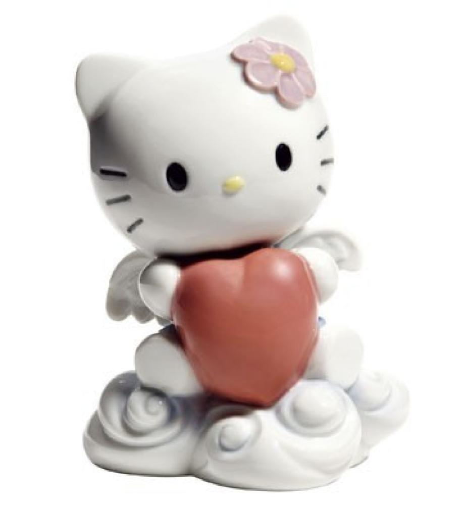 "Статуэтка NAO ""От всего сердца Hello Kitty!"""