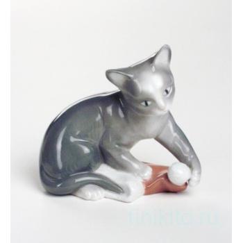 "Статуэтка NAO ""Рождество для котенка"""