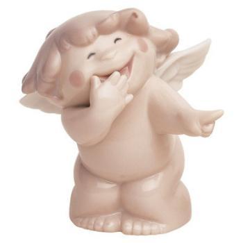 """Статуэтка NAO """"Смеющийся ангелочек"""""""