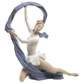 """Статуэтка NAO """"Танцовщица с вуалью"""""""