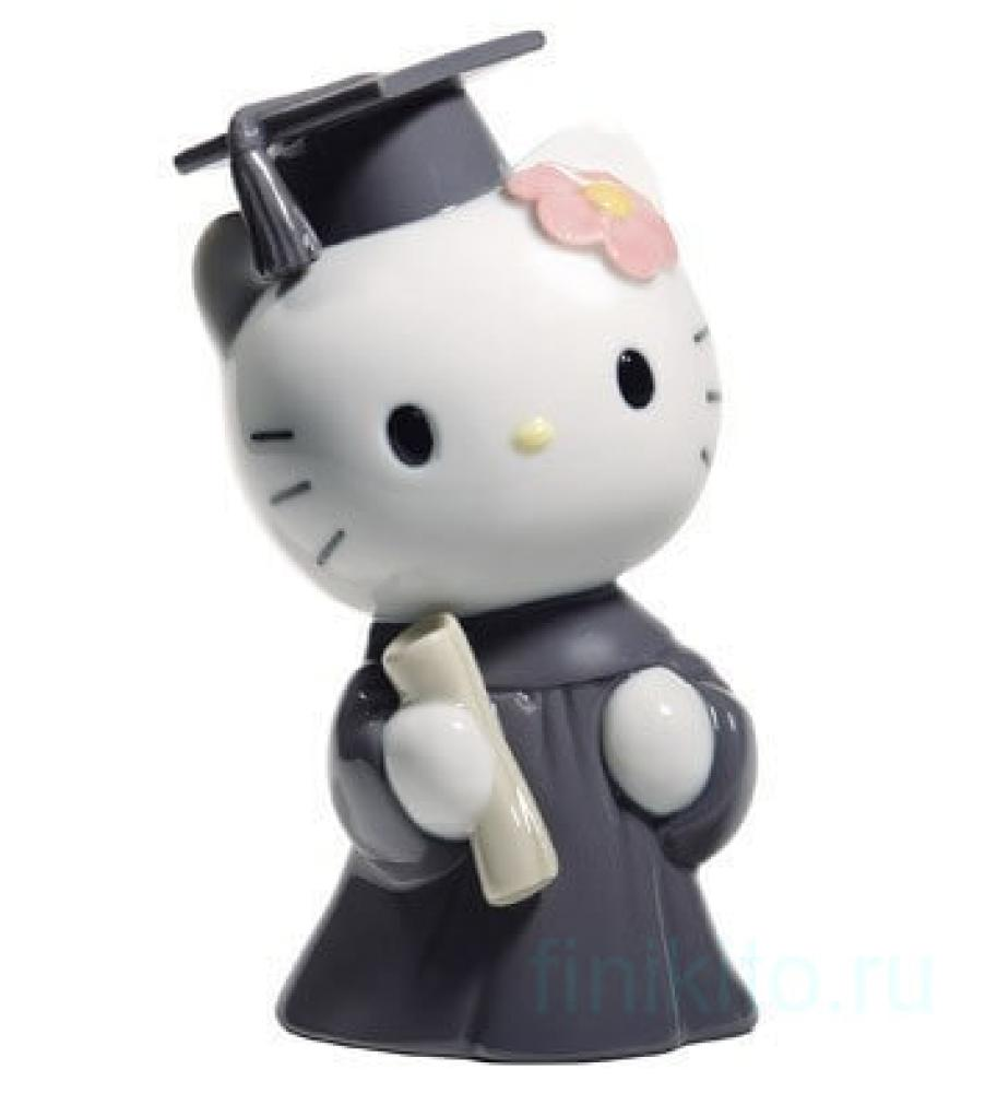 "Статуэтка NAO ""Выпускной у Hello Kitty!"""