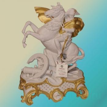 """Статуэтка """"Наполеон на коне"""""""