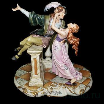 """Статуэтка """"Ромео и Джульетта"""""""