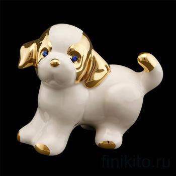 """Статуэтка """"Стоящий щенок"""" SF0030/AOM Ahura"""