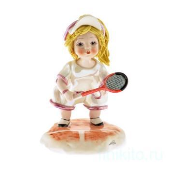 """Статуэтка """"Теннисистка"""""""