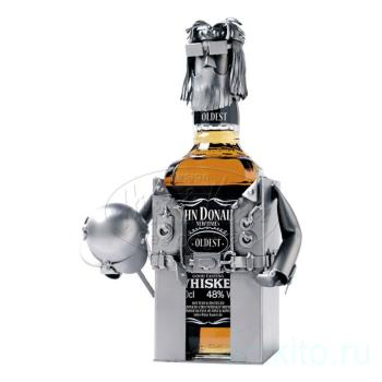 "Украшение д/бутылки ""Jacky"""