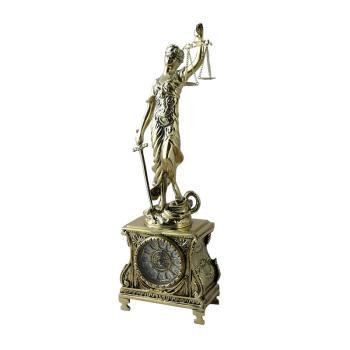 Часы антикварные Джустиса