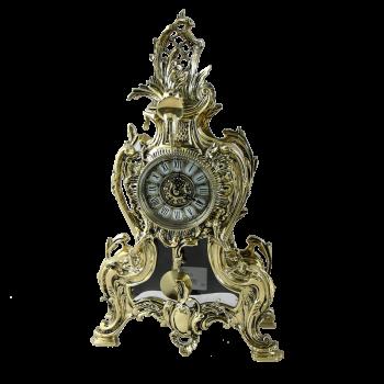 Часы Конша с маятником, золото