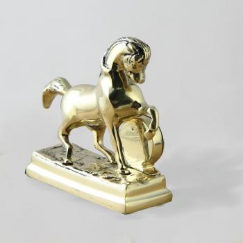 Часы Лошадка, золото