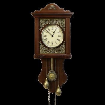 Часы Паризьен настенные с маятником и гирями