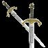 Декоративный меч Ричард Львиное сердце